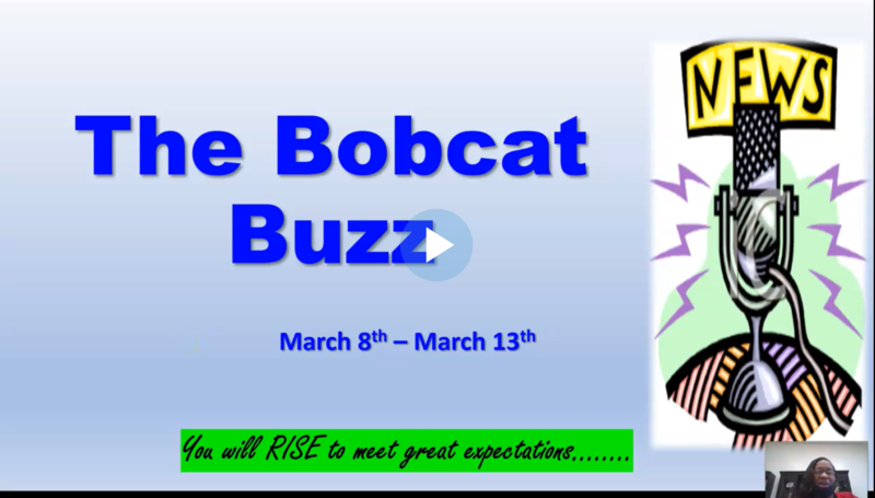 The Weekly Bobcat Buzz! News and Updates 3/8-3/13 Thumbnail Image