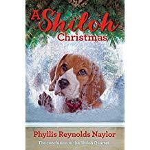 Book cover A Shiloh Christmas
