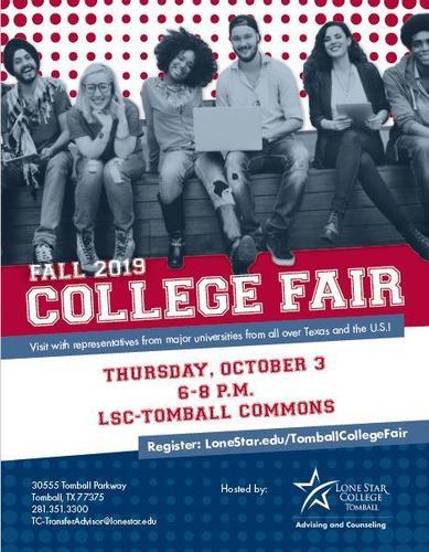 LSC College Fair