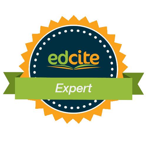 Edcite Expert Badge