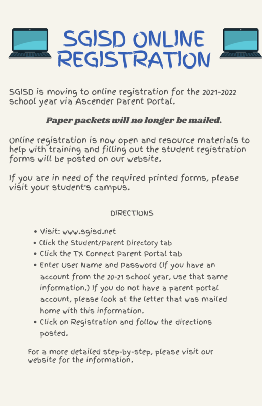 Online Registration Available Now Featured Photo