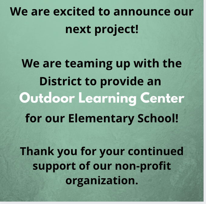 Outdoor Learning Center -  Sponsored by ROAR Featured Photo