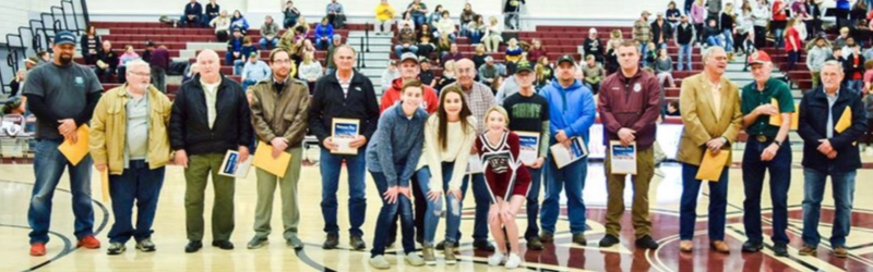 RHS Honors Veterans Featured Photo