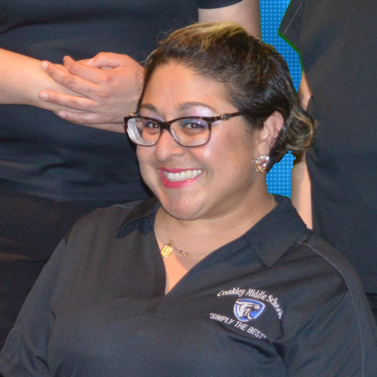 Vanessa Hinojosa's Profile Photo