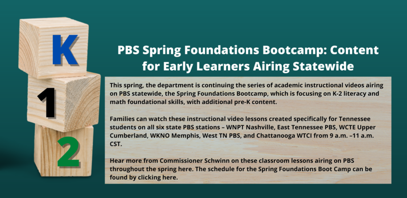 PBS Spring Foundations Bootcamp