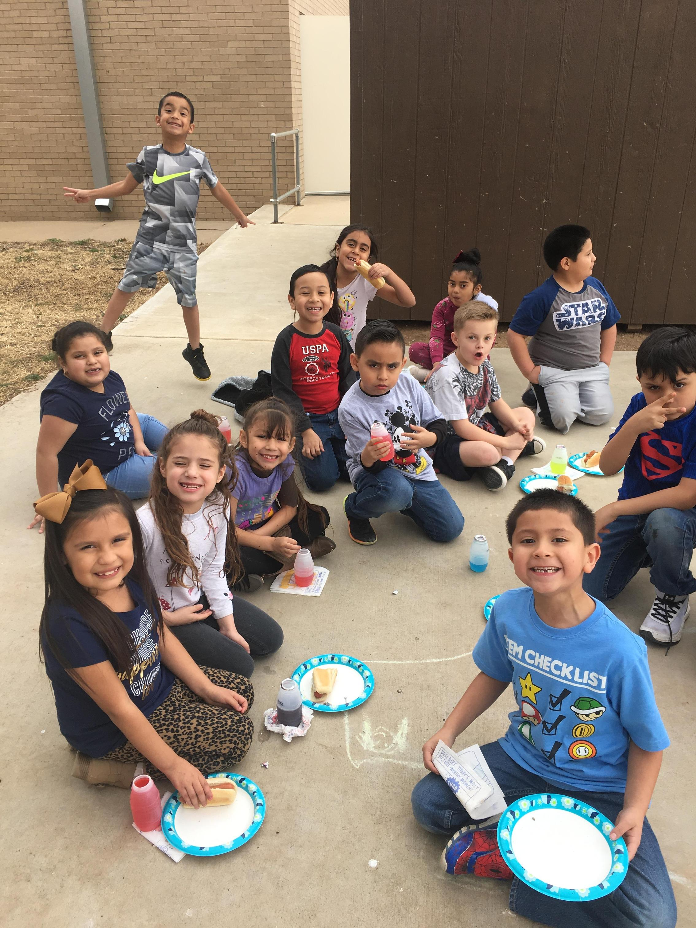 Reading Reward Party
