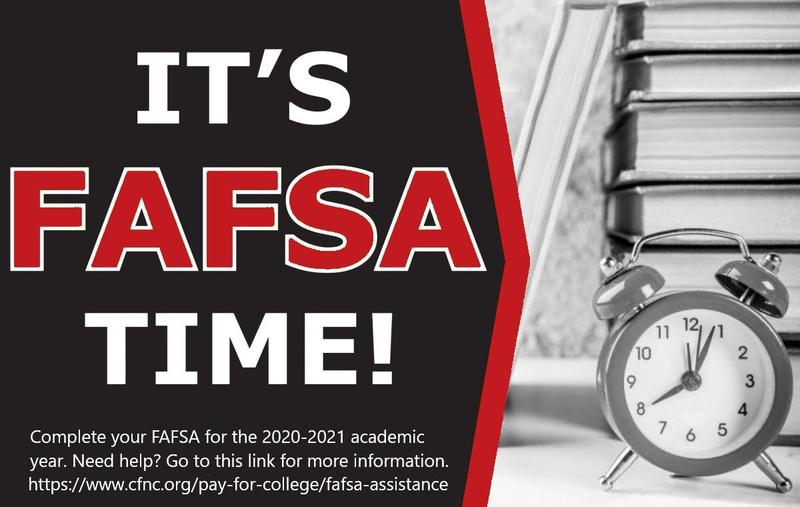 College bound? It's Time to Fill Out Your FAFSA! Featured Photo
