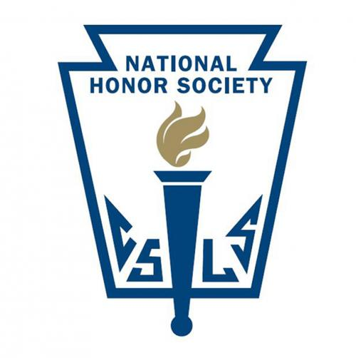 Arista National Honor Society Logo