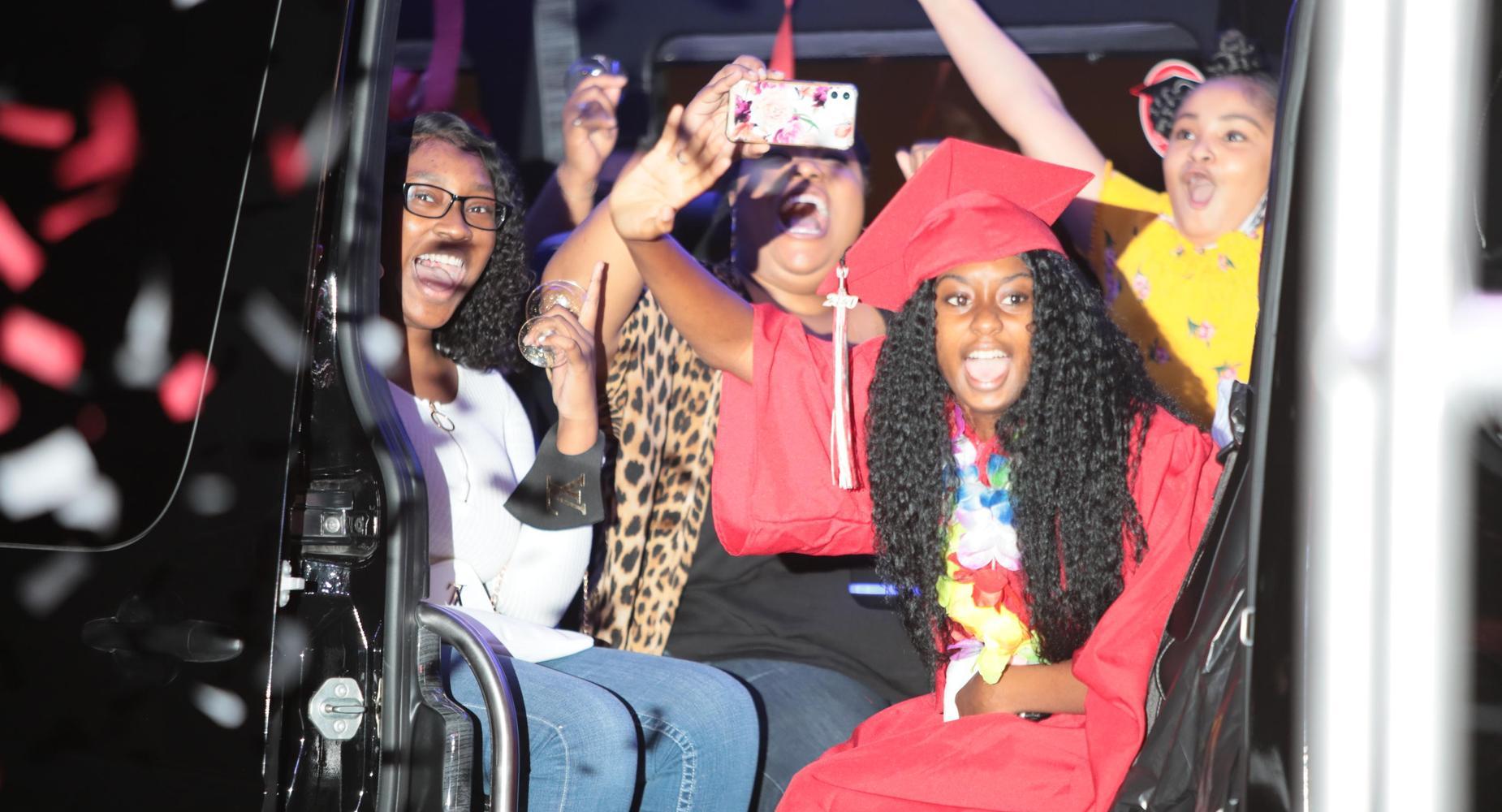 Class of 2020 graduate!