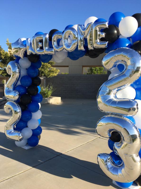 Frontier High School welcomes back students