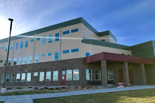 Photo of Lincoln Meadows campus