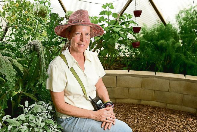 Flagstaff Academy Greenhouse Classroom Teacher Featured in Longmont Times-Call Thumbnail Image