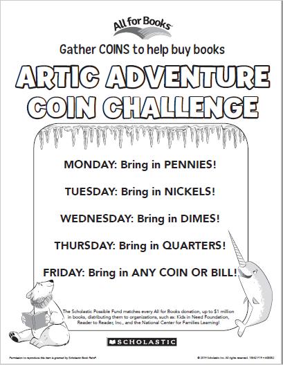Coin Challenge Information