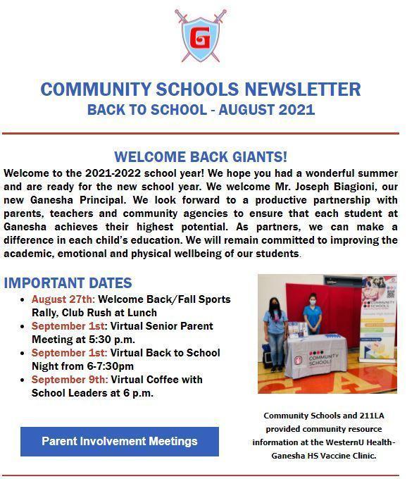 Community Schools