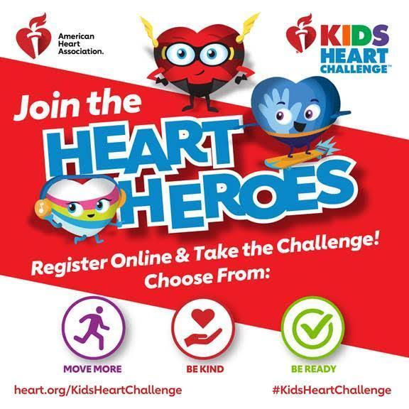 Kids Heart Challenge Thumbnail Image