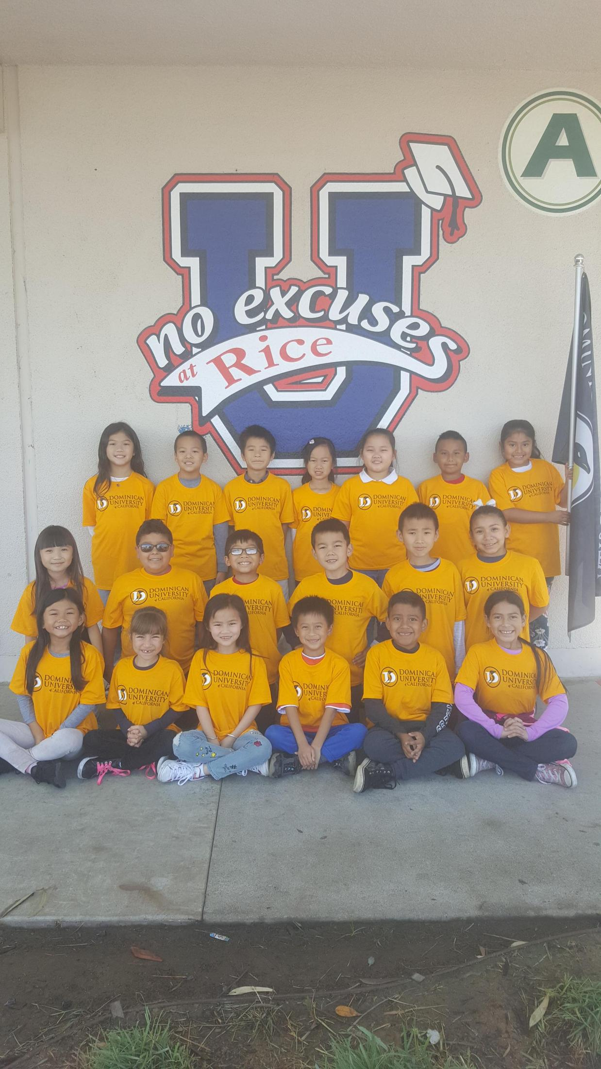 Room 5 students