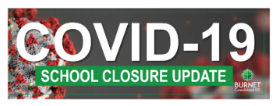 COVID - 19 School Closure Update Thumbnail Image