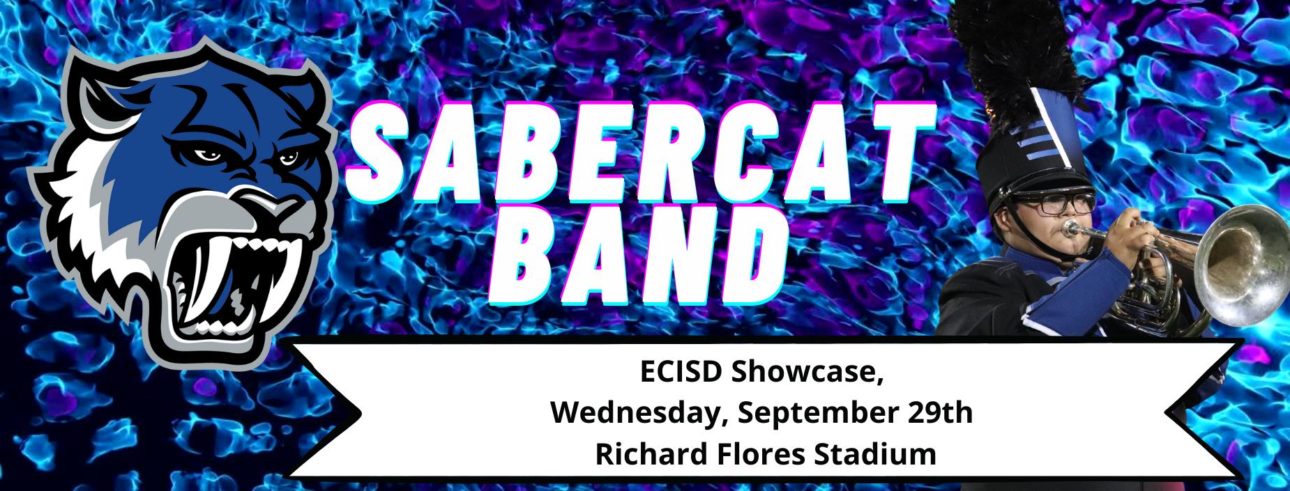 ECISD Showcase Wednesday September 29th Richard Flores Stadium