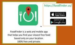 Food Finder Featured Photo