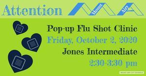pop up flu shot clinic