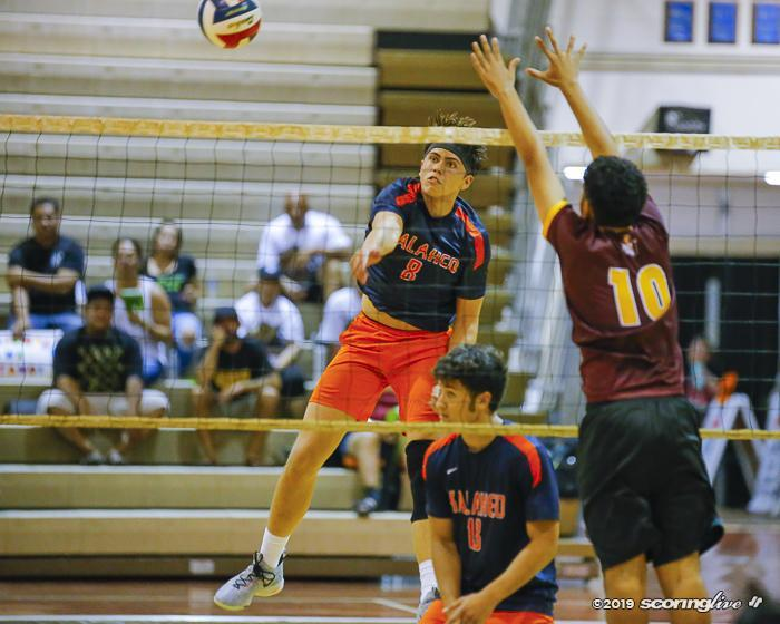 Mustang Volleyball OIA Finals Featured Photo