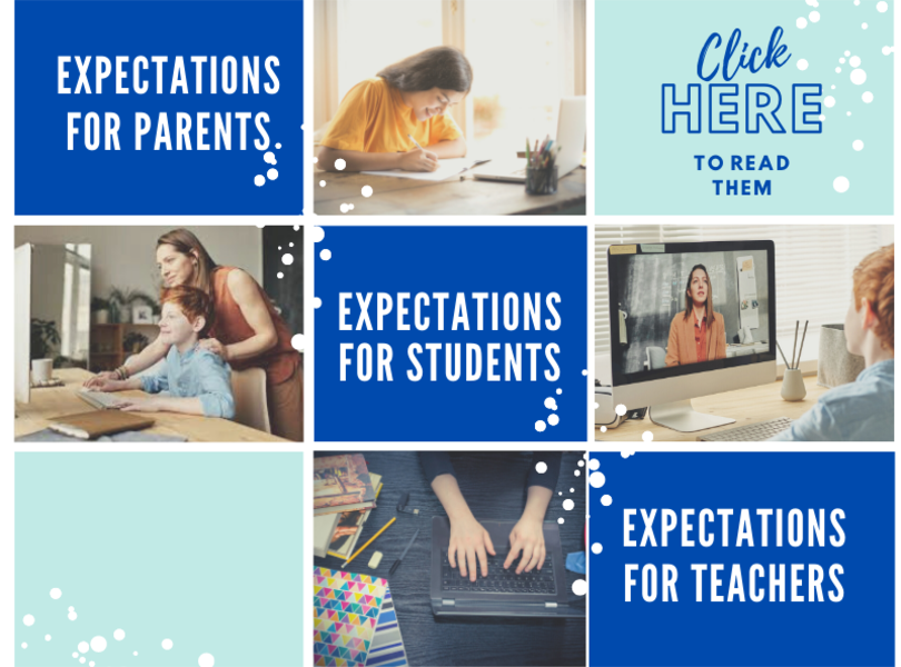 Link to Expectations for Students Parents and Teachers