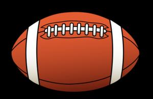 Clip art of football