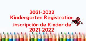 Kinder registration information