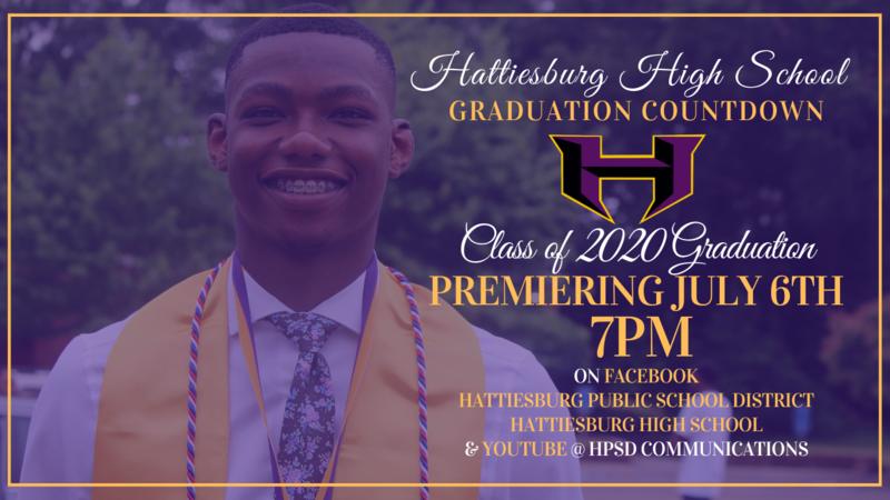 Hattiesburg High School Graduation Video Premiere Featured Photo