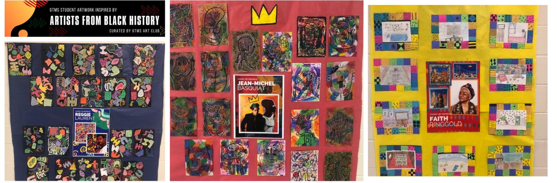 Black History Inspired ART