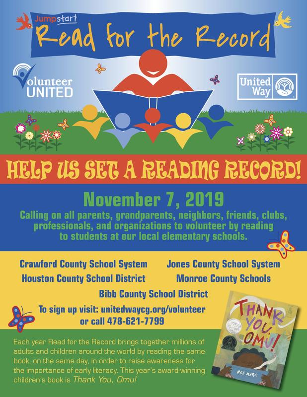 Read for the Record 2019