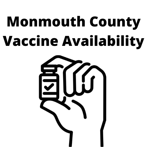 Monmouth County Vaccine Availability Featured Photo