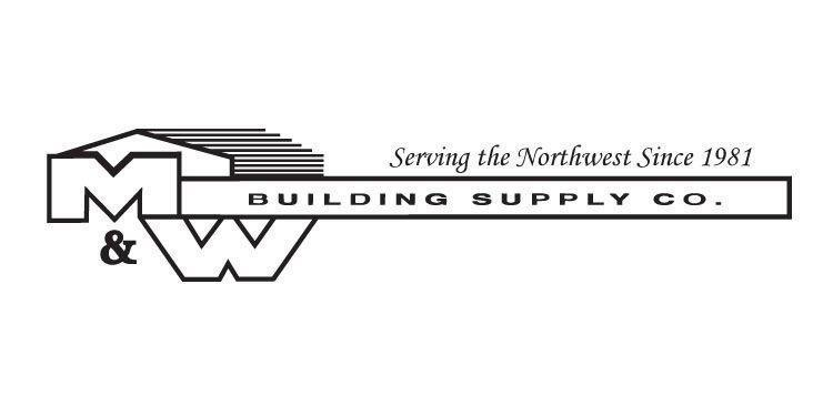 M&W Building Supply logo