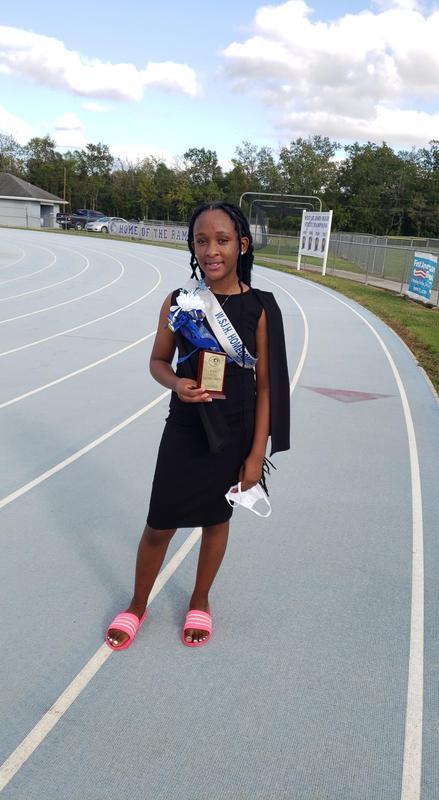 Mariah Borne, Miss 4th Maid