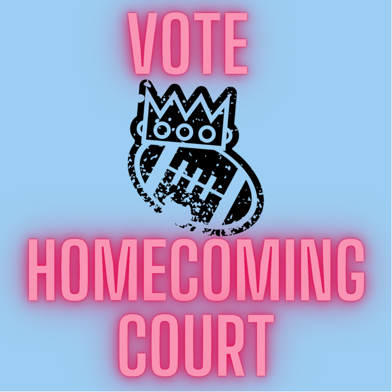 Vote for your Homecoming Court Thumbnail Image