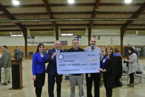 Mr. Allman Receives Milken Educator Award