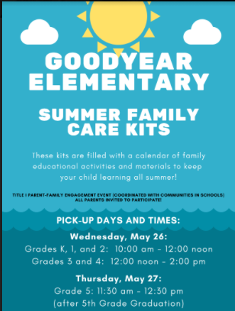 Summer Family Care Kits Featured Photo