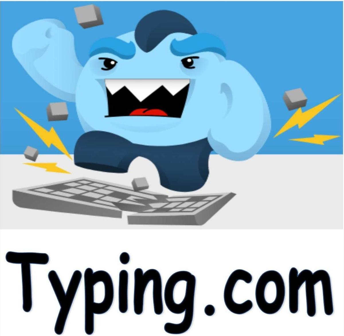 typing dot com