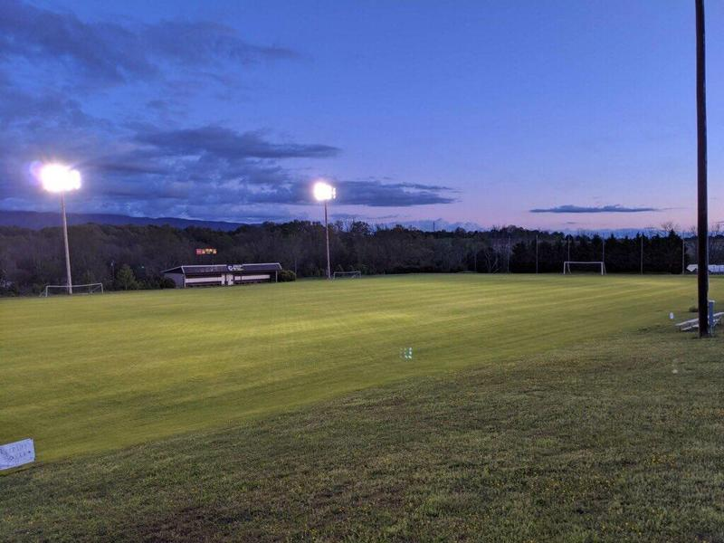 CDHS Soccer Field