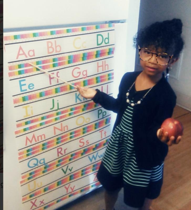 VIRTUAL SCHOOL SPIRIT WEEK: TEACHER FOR THE DAY Featured Photo
