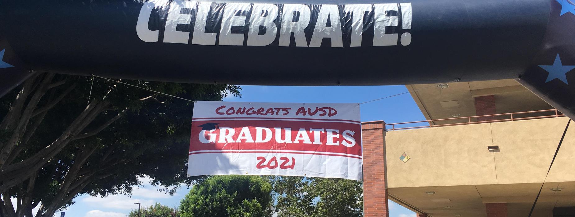 Congrats AUSD 2021 Graduates