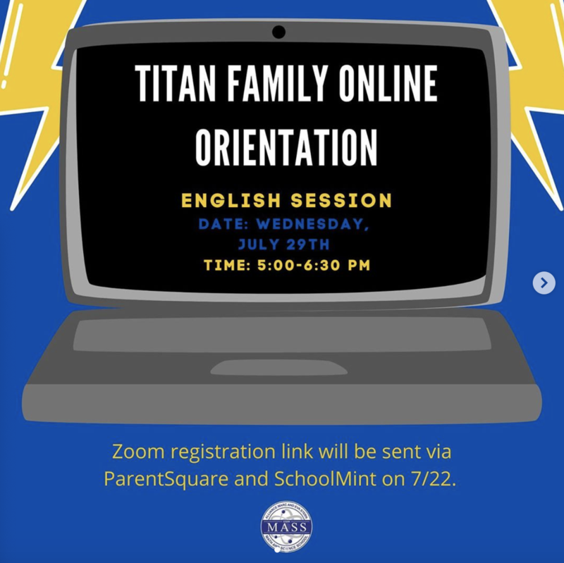 Online Family Orientation Thumbnail Image