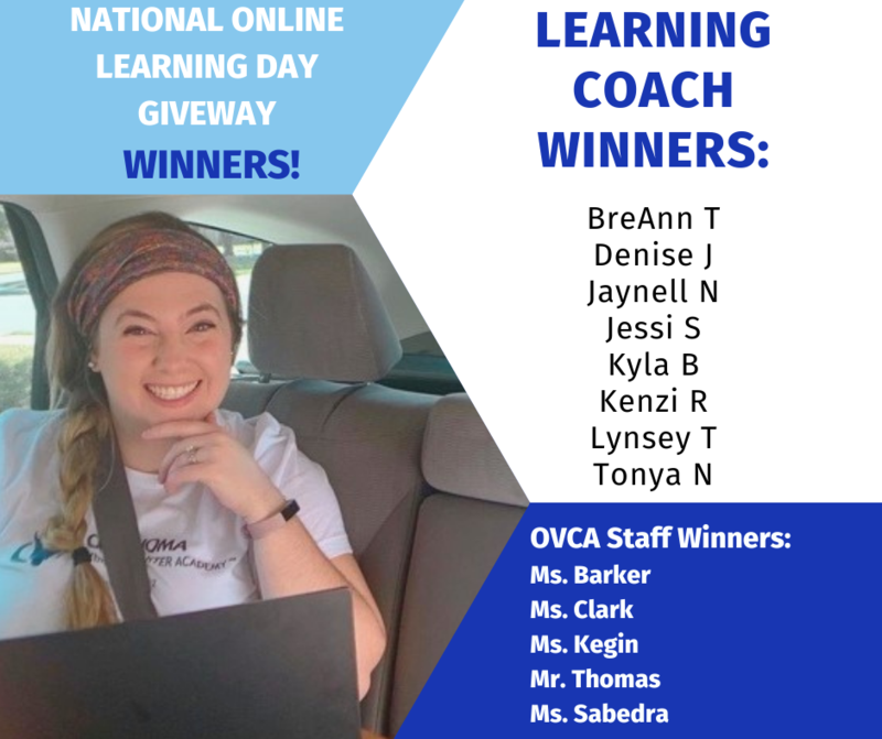 National Online Learning Day Giveaway Winners! Featured Photo