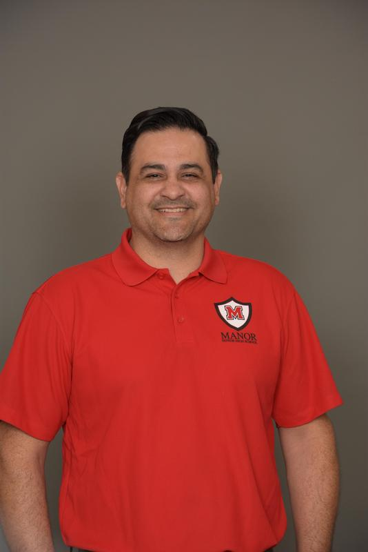 MISD Instructional Technologist Jacob Luévano