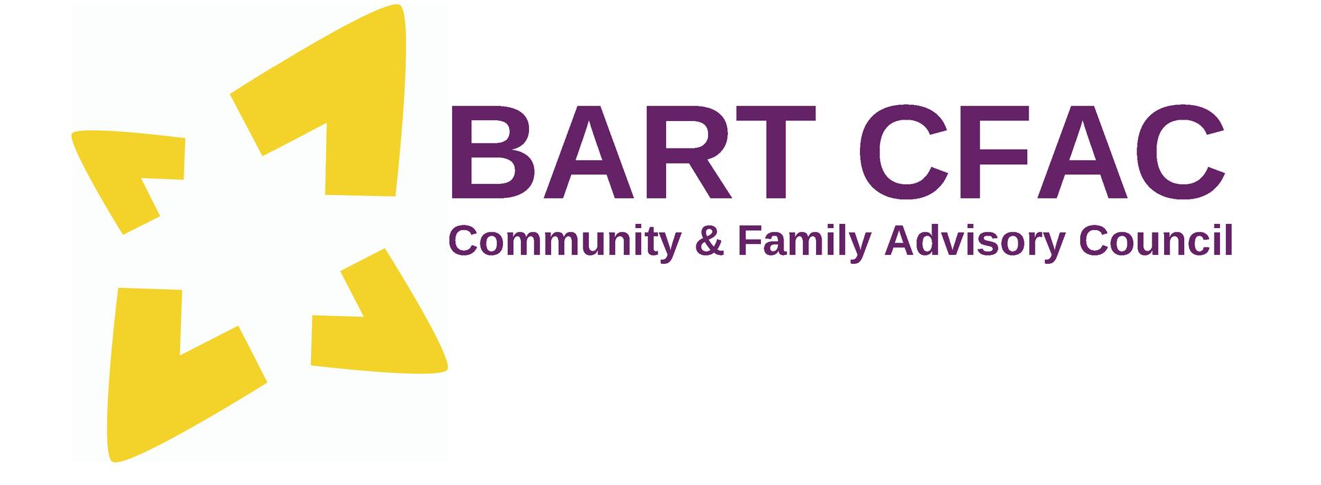 Community & Family Advisory Council (CFAC) logo