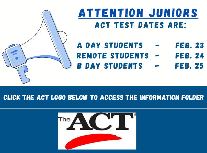 ACT Info folder