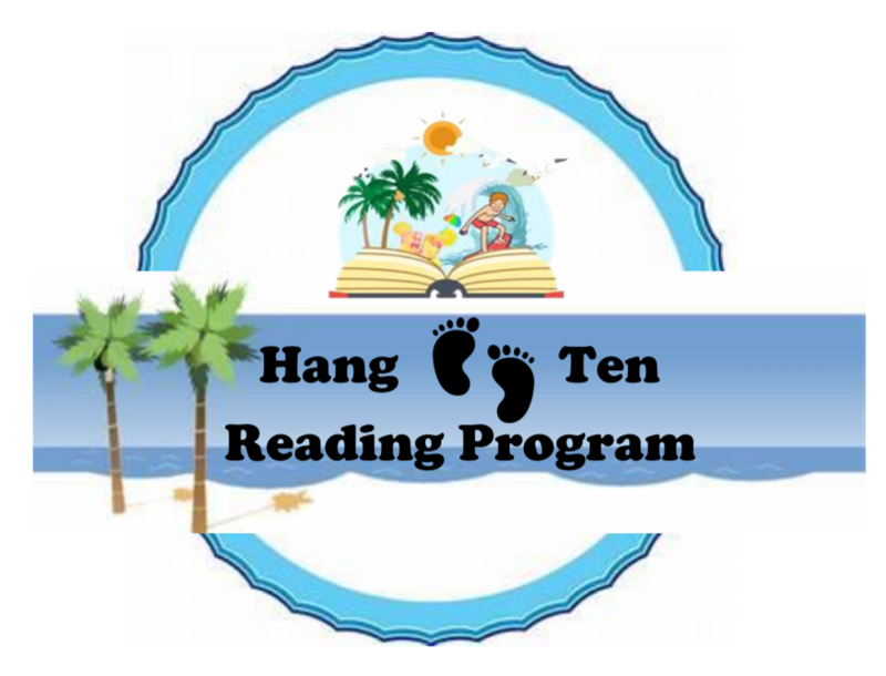 Hang 10 Reading Program (K-5th)- Beach Park at Isla Blanca, South Padre Featured Photo