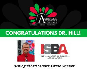 Dr. Patrick Hill Award