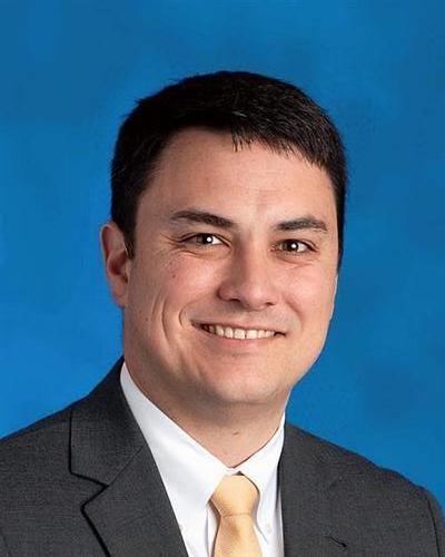 Principal Brandon Kiser