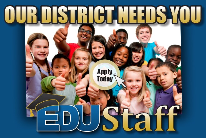 Our District Needs Substitutes! Thumbnail Image